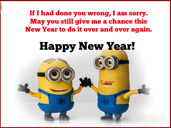 happy new year wishes and greetings messeges for