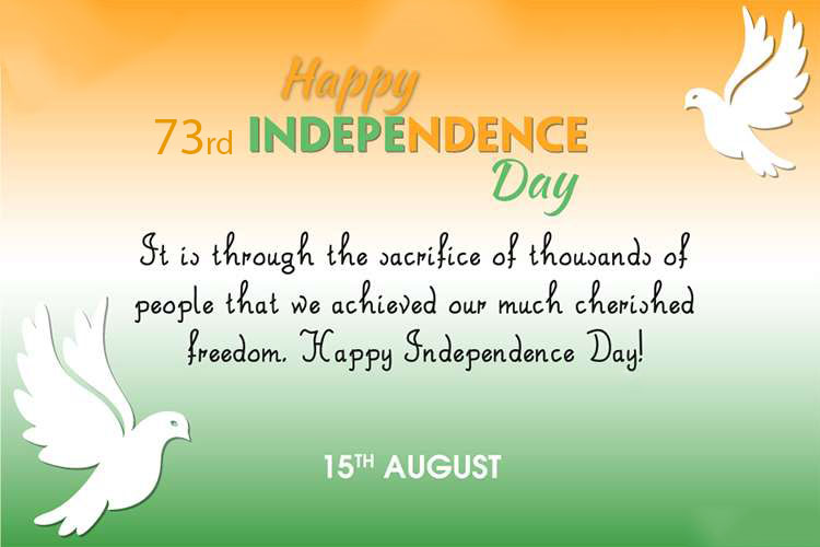 independence day india wishes