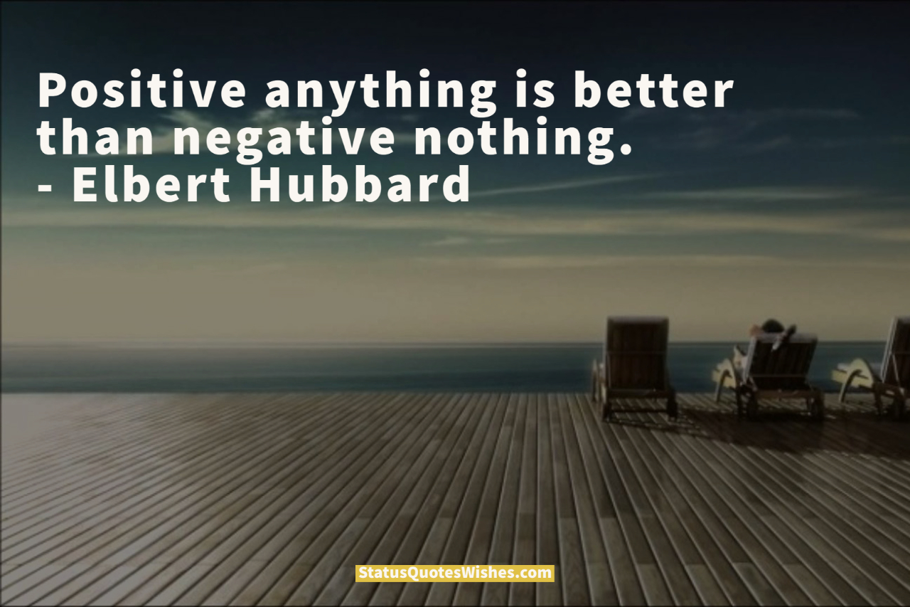 positive life quotes