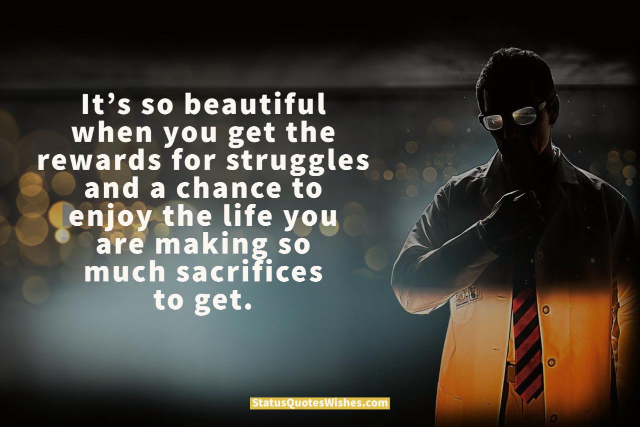 struggle life quotes
