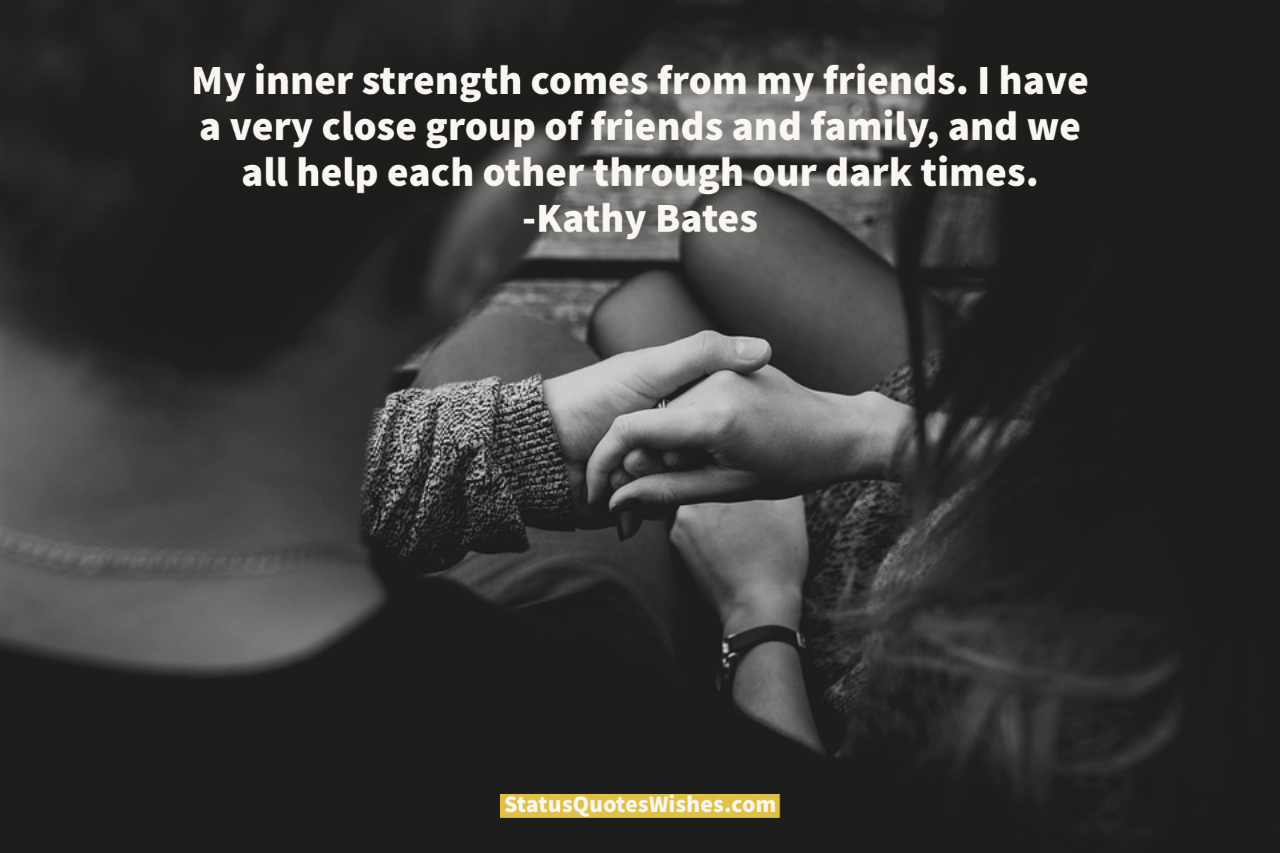 family and friends quotes