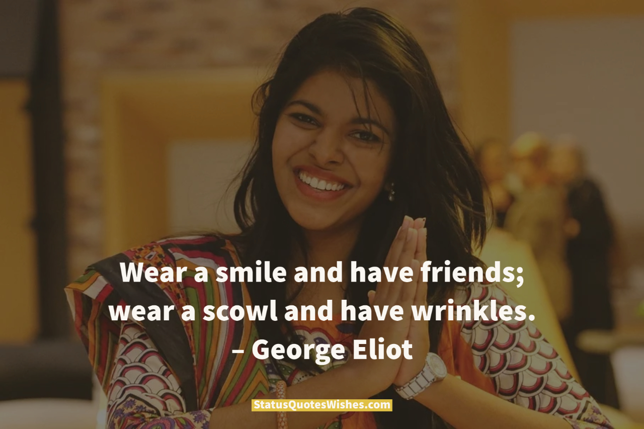 inspirational quotes about smile