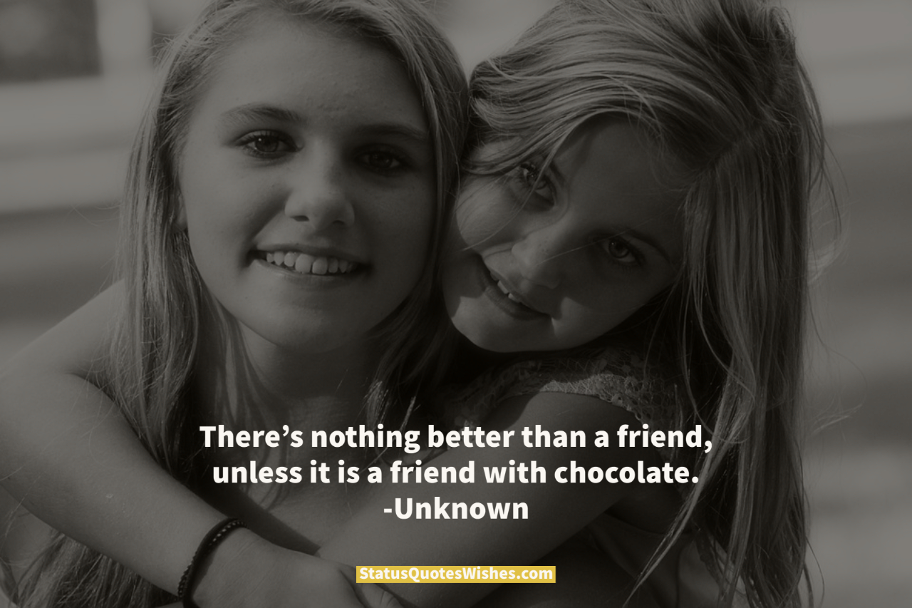 sweet best friend quotes