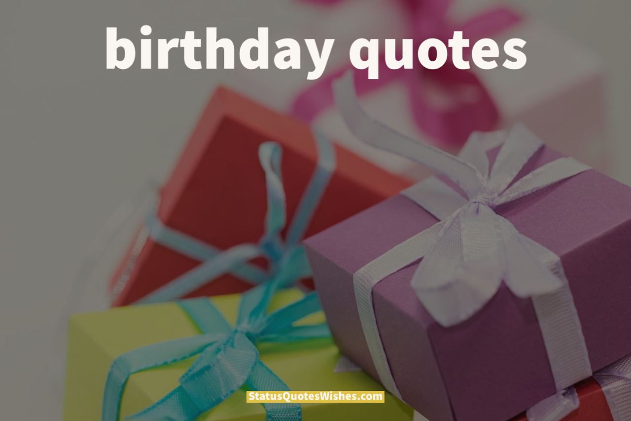 birthday quotes wallpaper