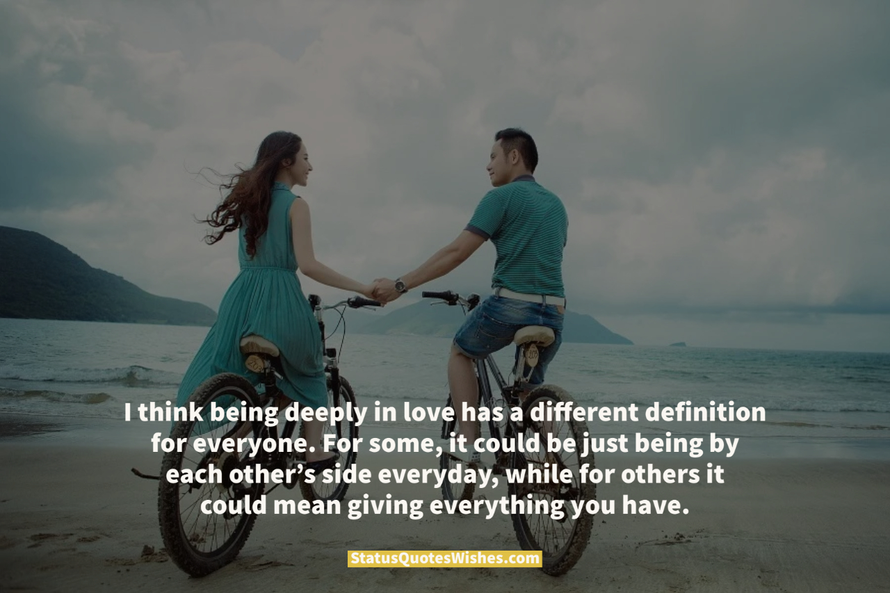 deep i love you quotes