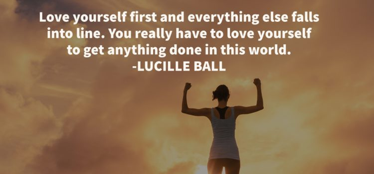 love your self quotes