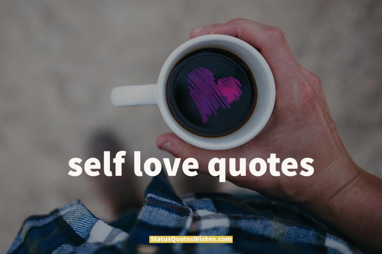 self love quotes wallpaper