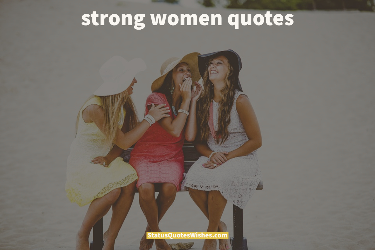 strong women quotes wallpaper