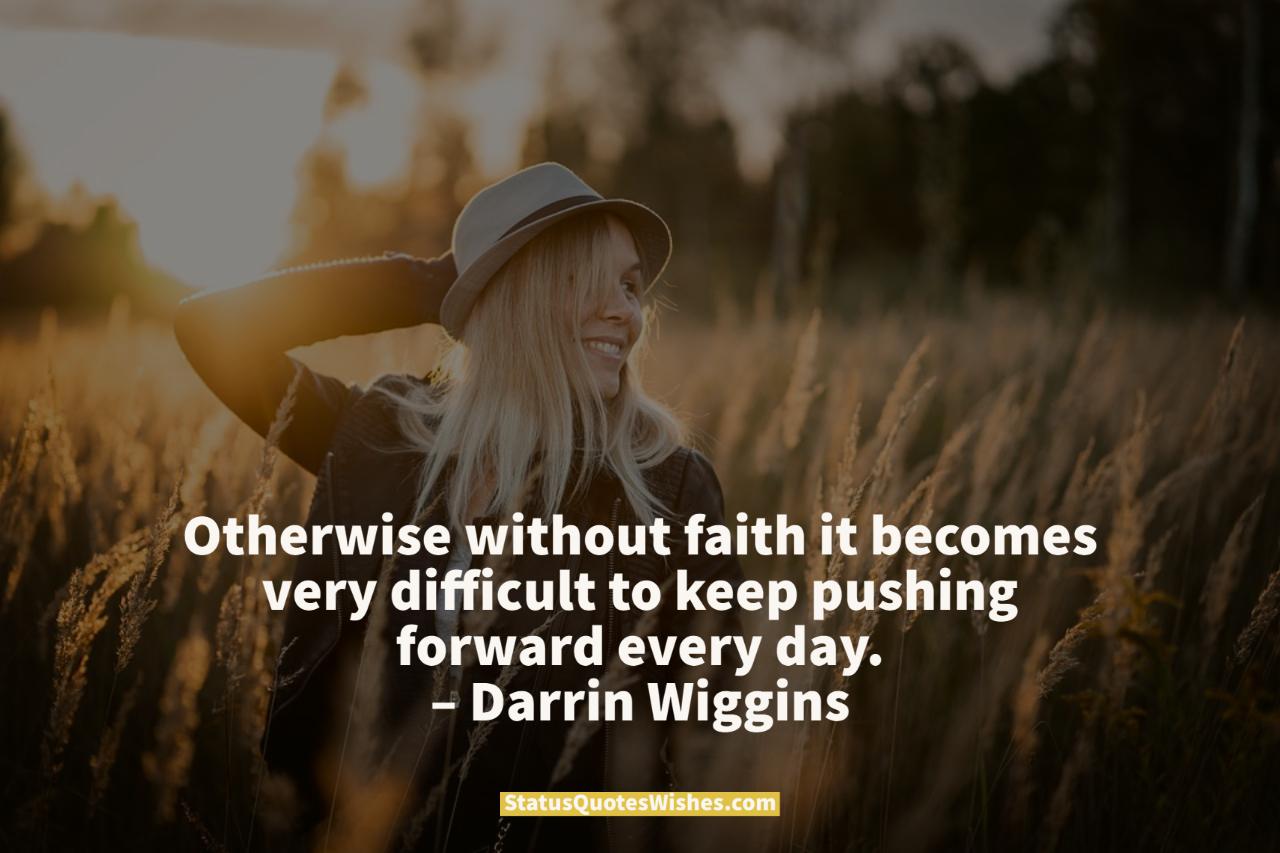 faith hope quotes