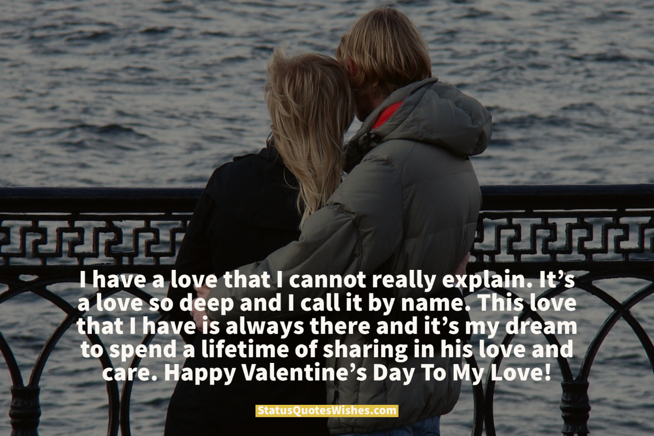 husband valentines day quotes