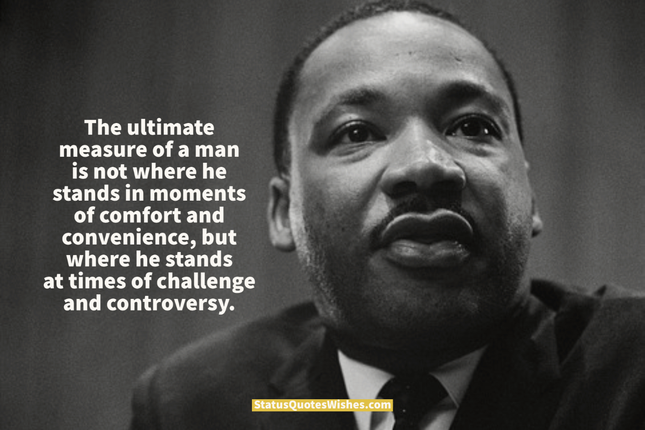 martin luther king jr day quotes images