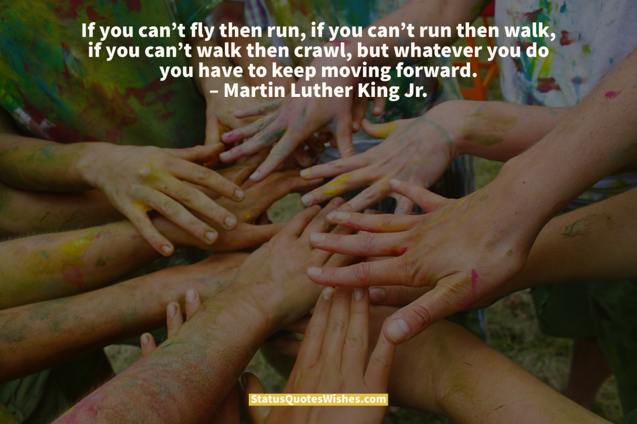 martin luther king jr unity quotes