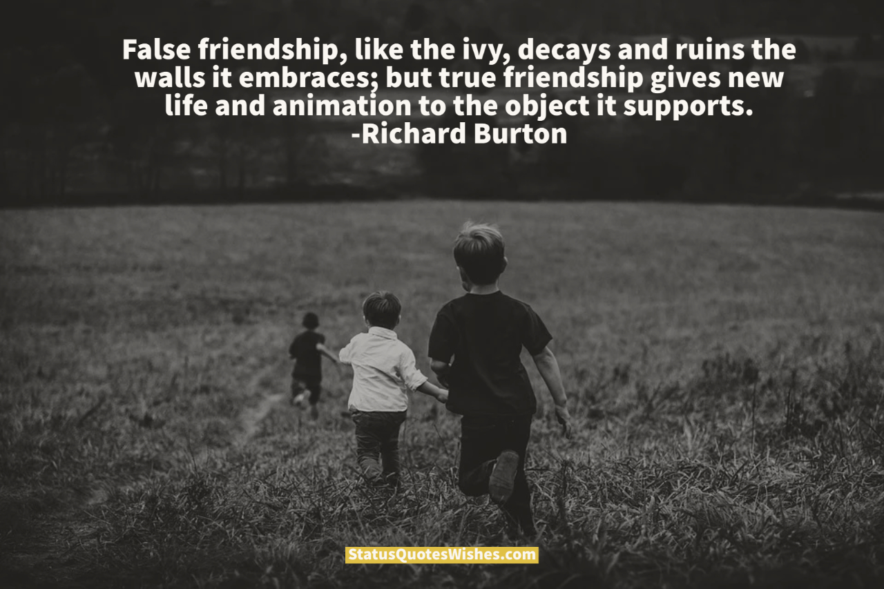 positive fake friends quotes